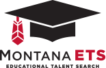 Montana Educational Talent Search Logo